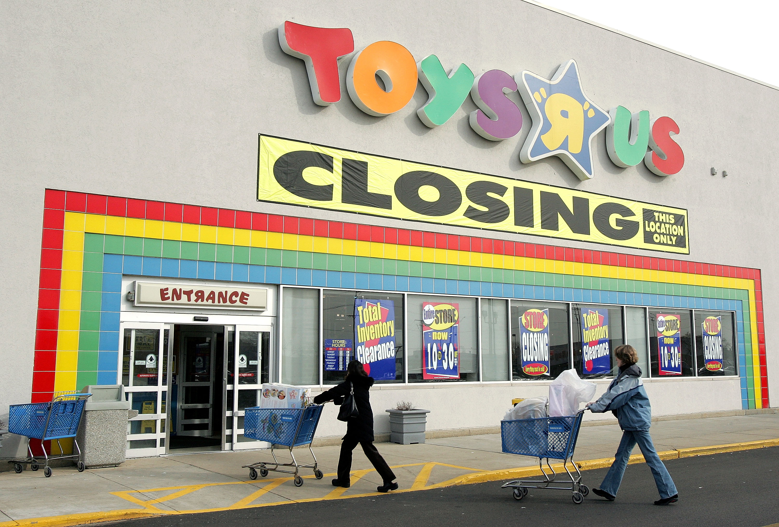 Walmart Toys R Us : What happens to toys r us gift cards after bankruptcy