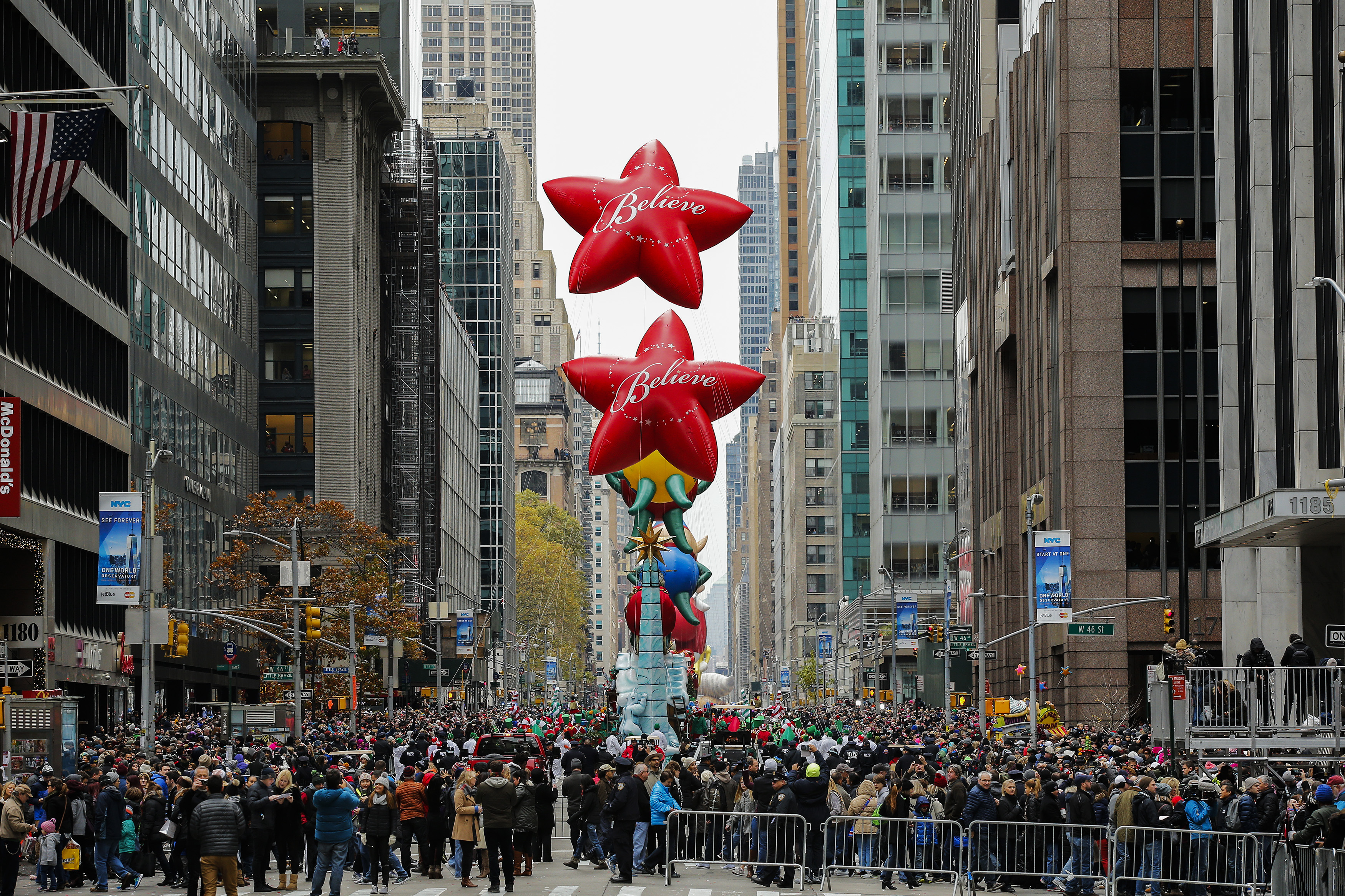 How To Get Tickets To Macy S Thanksgiving Day Parade 2017