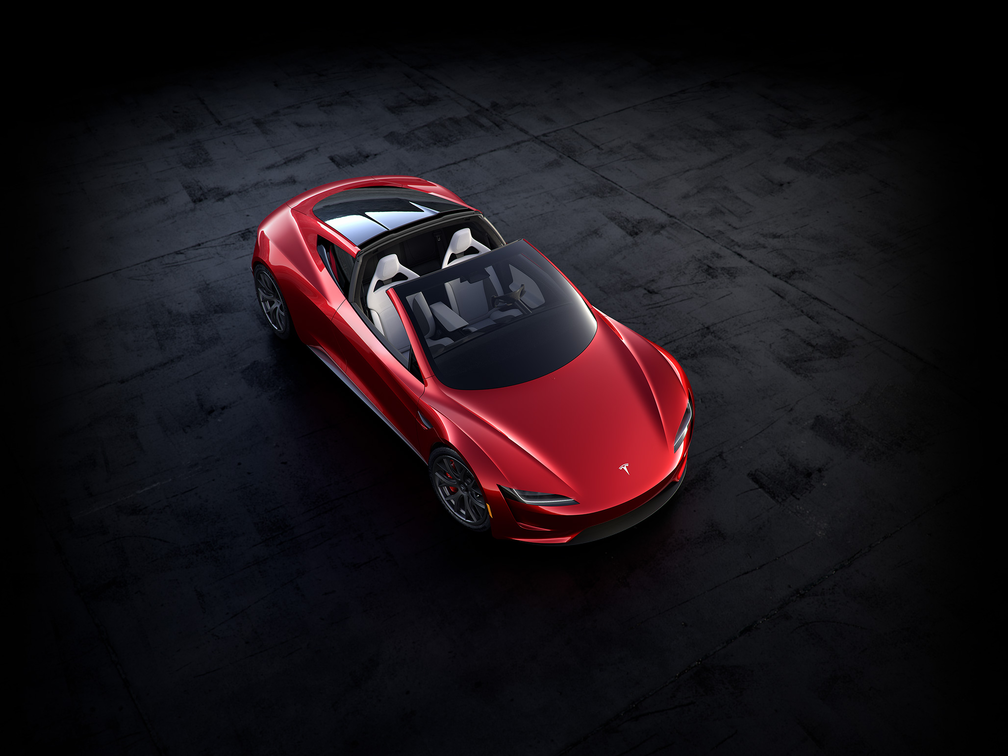 Can The Tesla Roadster Fly Elon Musk Says Maybe In