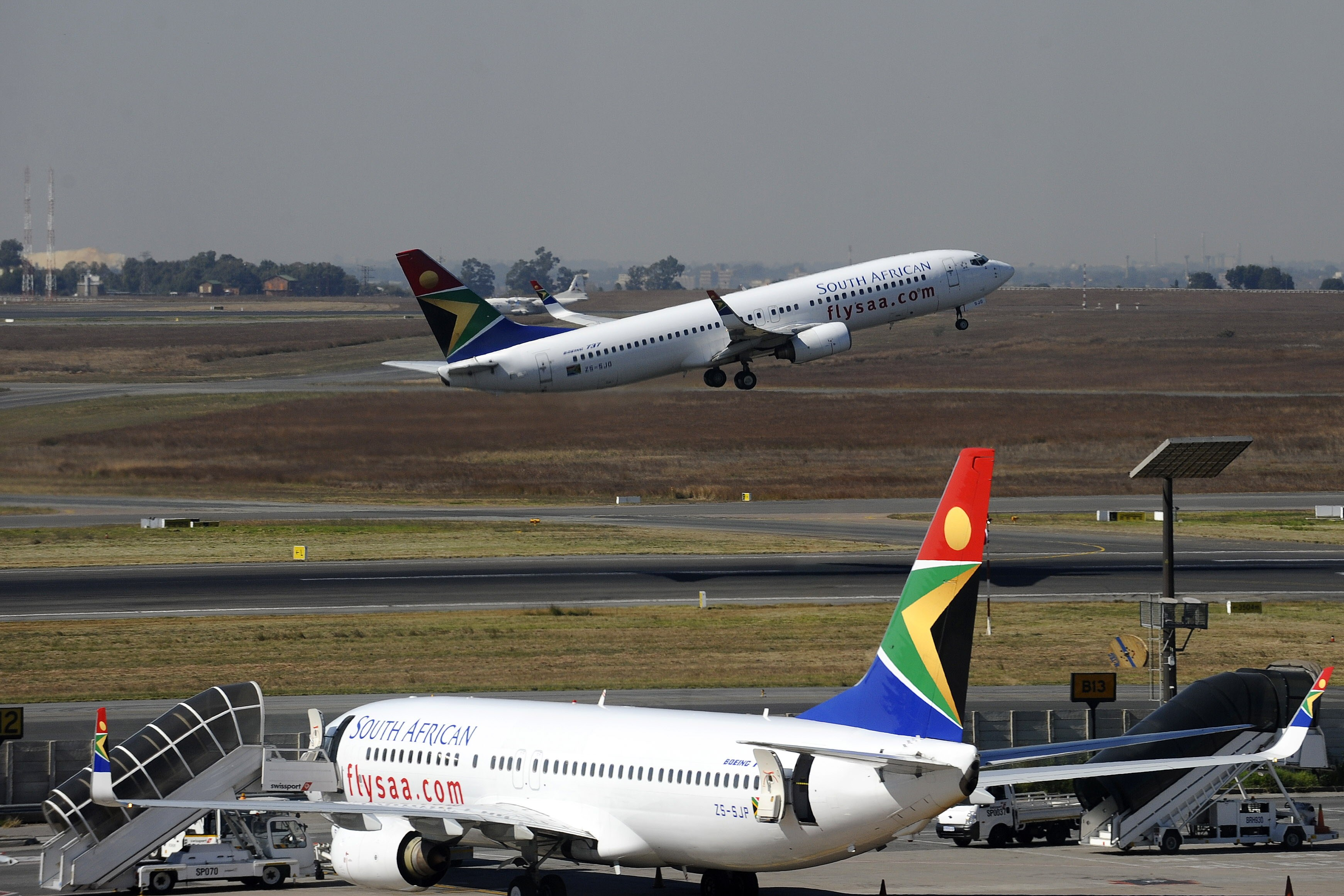 Google News - South African Airways - Latest