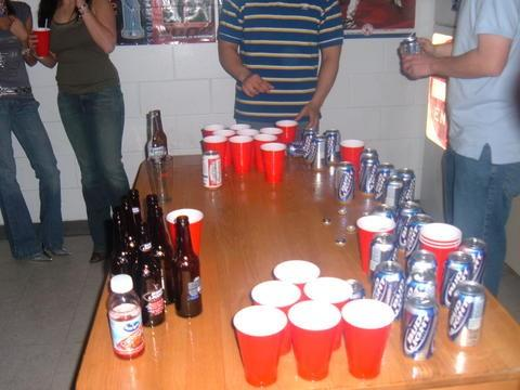 Beer Pong - How To Comedy America's Admired Bubbler Game