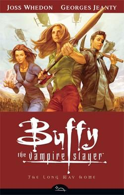 'Buffy The Vampire Slayer' Comics Adds Gay Male Vampire Slayer To Season 9