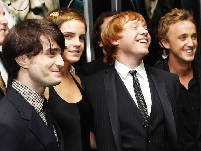 New Harry Potter movie leaked to the web ahead of release