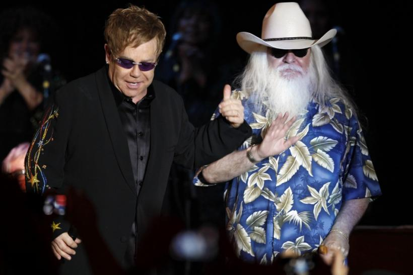 Leon Russell in spotlight with Elton John album, Rock and Roll Hall of Fame induction, Bluesfest lineup