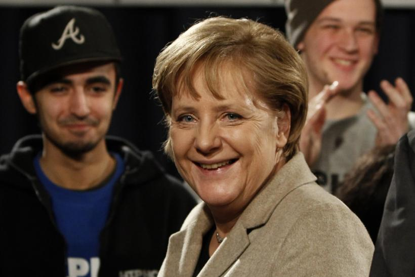 Merkel quickly replaces fallen minister