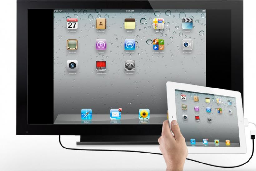 #4 Streaming Content - Apple iPad 3 (iPad HD?) vs Verizon Samsung Galaxy Tab 7.7: Best New Tablet Comparison