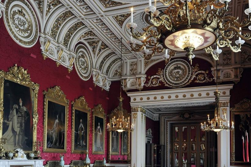 Buckingham Palace reveals royal wedding secrets