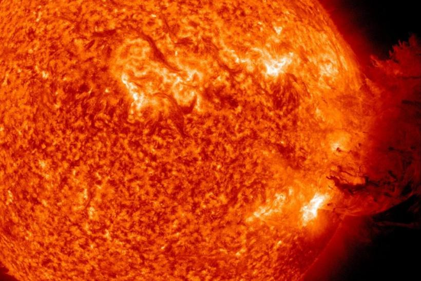 Solar Flare 2011: May Be Coming Tonight To Earth