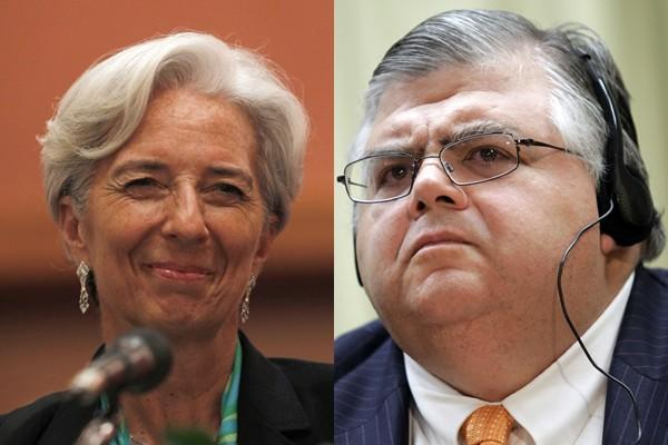 IMF Top Job Now Down To Two Candidates