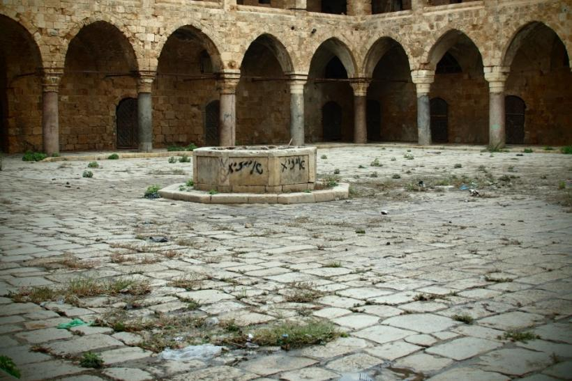 Old Crusader City Discovered Under an Old Israeli Port