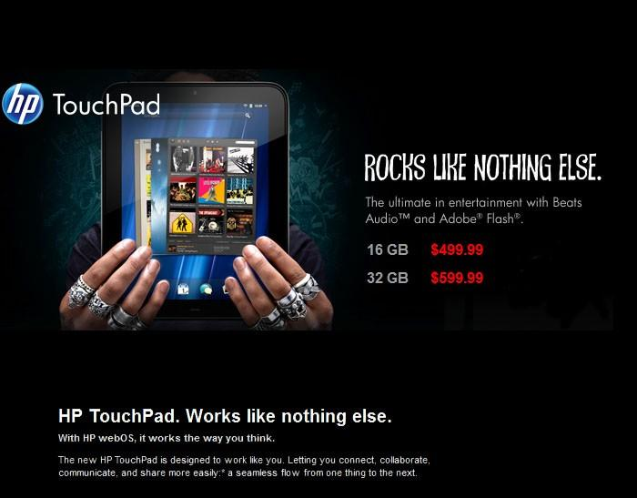 Apple iPad: Will HP TouchPad with WebOS end iPad's dream run?