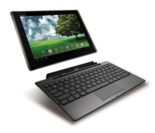 #3 Asus Eee Pad Transformer - Transformer Prime: Five Tablets to Consider Before You Buy One