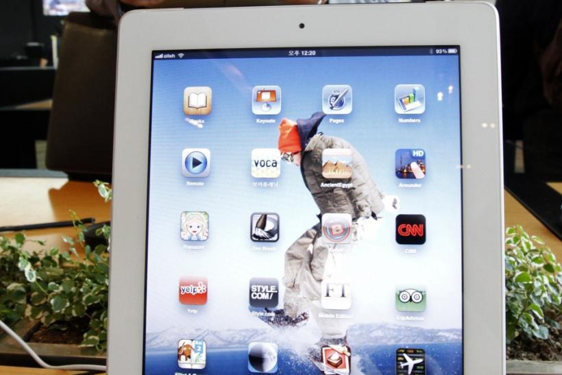 #2 iPad 2 - Transformer Prime: Five Tablets to Consider Before You Buy One