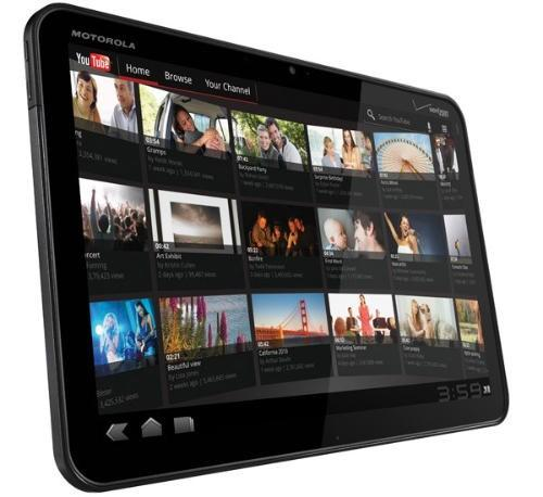 #6 Motorola Xoom - Amazon Kindle Fire New Version 6.5 vs Motorola Xoom Ice Cream Sandwich Version 4.0.4