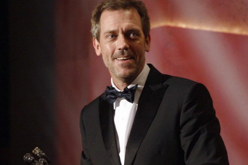 'House MD' Star Hugh Laurie