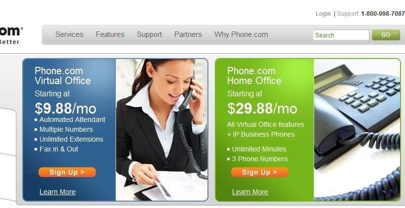 Phone.com - Top Business Phone Systems 2012