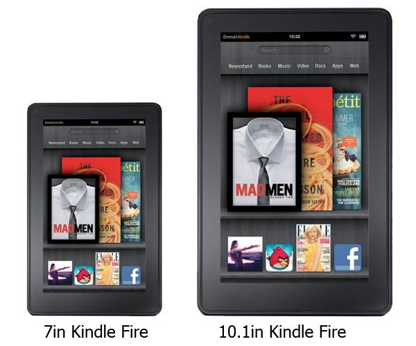 #4 Kindle Fire - Amazon Kindle Fire New Version 6.5 vs Motorola Xoom Ice Cream Sandwich Version 4.0.4