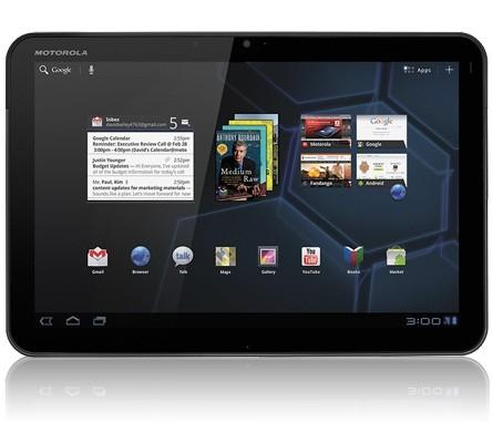 #8 Motorola Xoom - Amazon Kindle Fire New Version 6.5 vs Motorola Xoom Ice Cream Sandwich Version 4.0.4