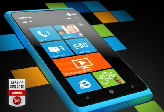 #2 Hardware - Nokia Lumia 900 April Release: Windows Phone Flagship to Get Windows 8 Update?