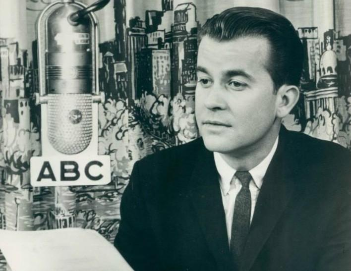 Dick Clark Reads For ABC