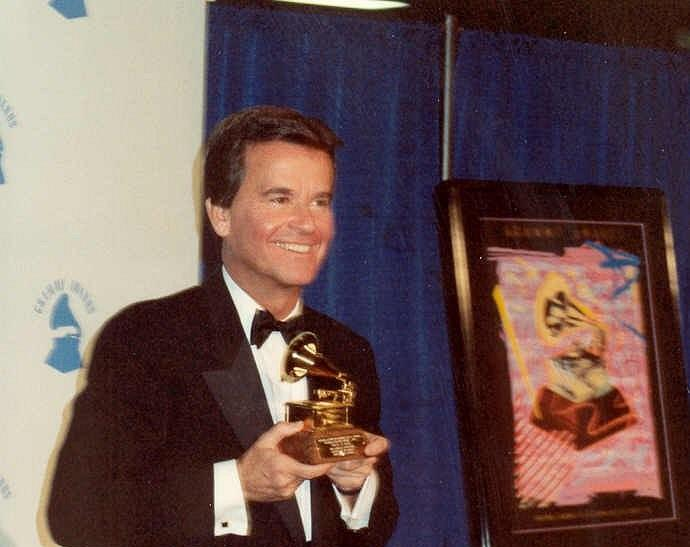 Dick Clark Wins A Grammy