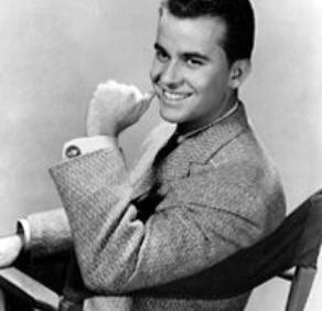 A young dapper Dick Clark