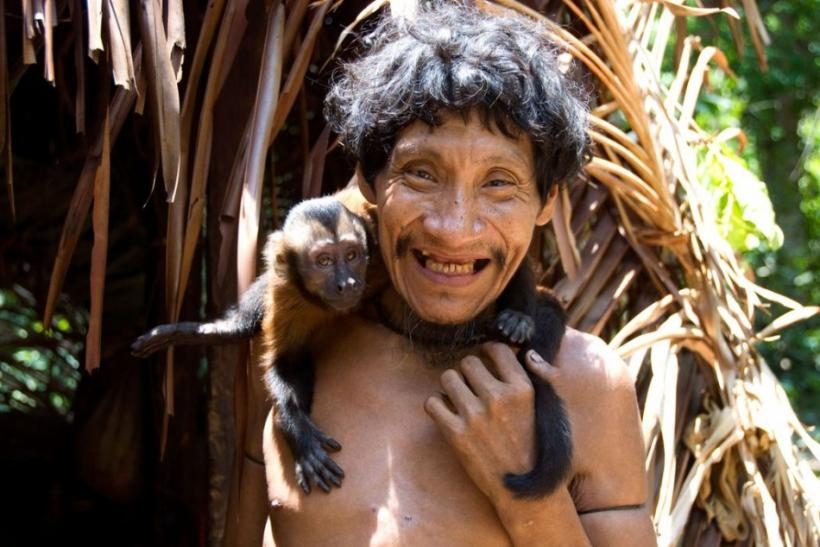 Awá, 'Earth's Most Threatened Tribe'