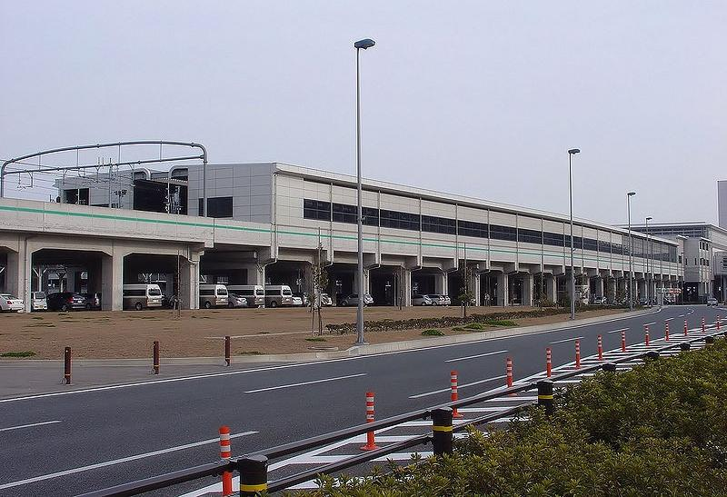 10. Central Japan International Airport