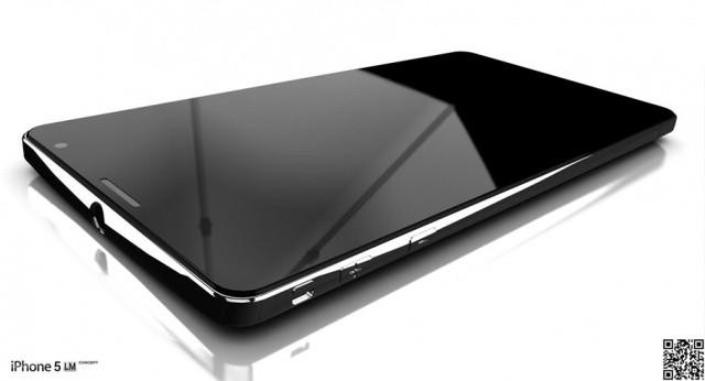 Liquid Metal iPhone 5 Concept - French Designer Antoine Brieux Interprets Apple's Rumored Specs