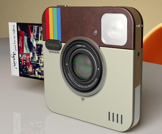 Instagram Socialmatic Camera