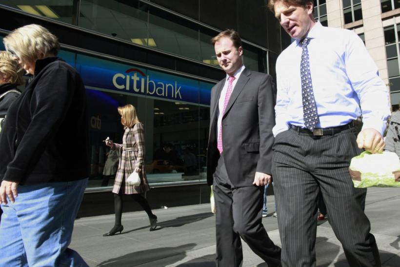4. Citigroup: 11,000