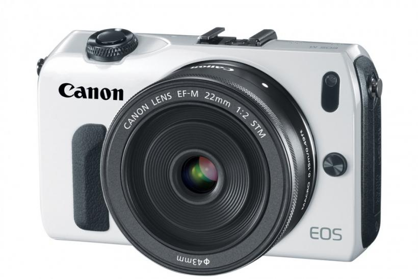 Canon Announces 18 Megapixel EOS M Mirrorless Camera; Releasing In October At $799.99