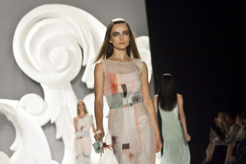 Carolina Herrera Spring 2013 at New York Fashion Week
