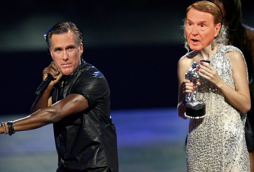 Jim Lehrer As Taylor Swift