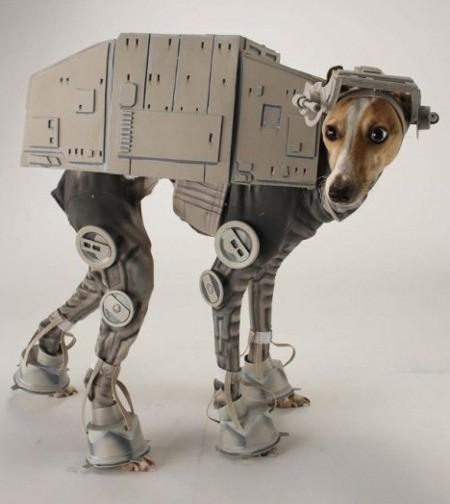 All Terrain Armored Transport Dog