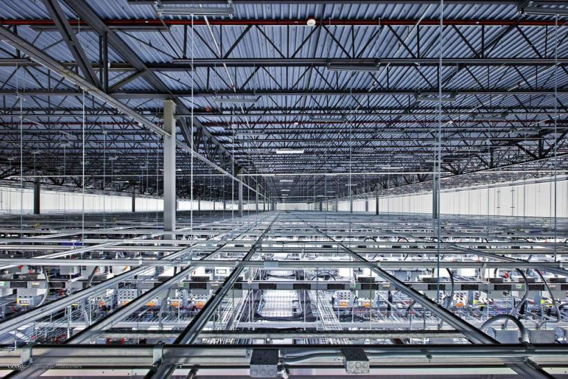 Google Data Center Pictures - Best From The Virtual Tour