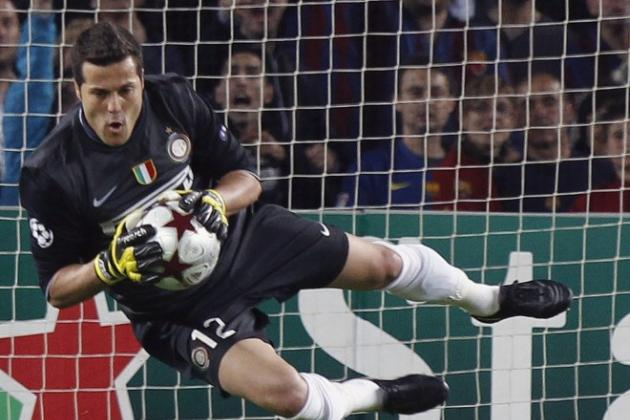 Tottenham Hotspur Transfer News: Spurs To Get Goalkeeper Julio Cesar