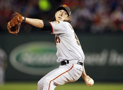Tim Lincecum Keys Second Half Push For San Francisco Giants