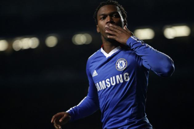 Chelsea Transfer Rumors: Daniel Sturridge Set for Exit?