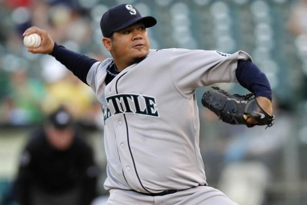 Seattle Mariners Sign King Felix to $135 Million Extension