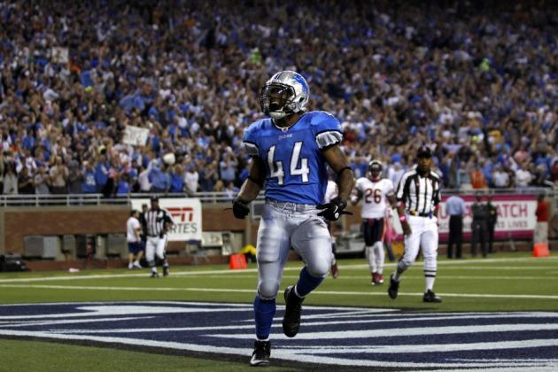 Detroit Lions News: Putting My Jahvid Best Jersey Away