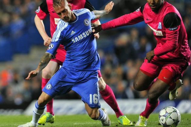 Transfer News: Fenerbahce Sign Chelsea's Raul Meireles