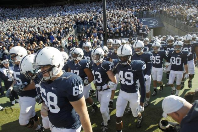 Penn State Football News: Don't Look Now ... Here Come The Nittany Lions