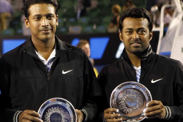 London 2012: India's Tennis Prospects for the Olympics [Review]