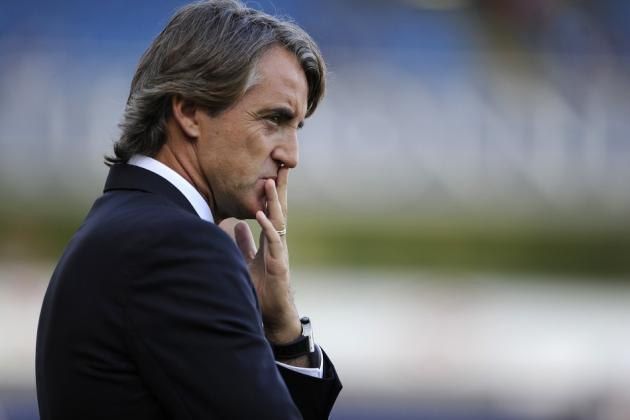 Manchester City News: Mancini?s job is on the line