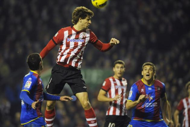 Tottenham Transfer News: Spurs Edge Closer To Landing Bilbao's Fernando Llorente