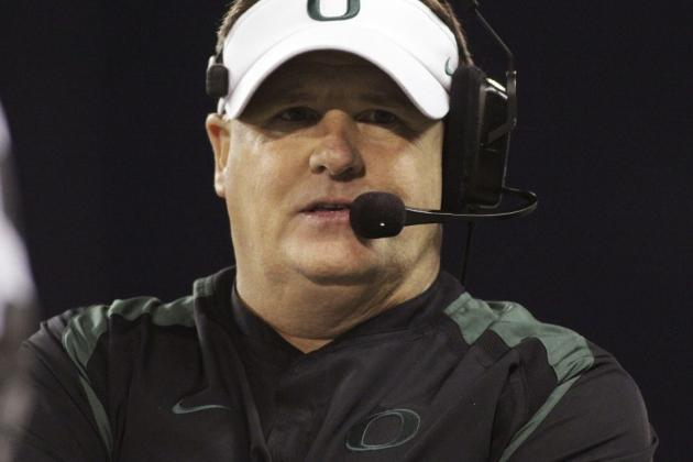 Oregon Ducks News: Criticism Over Chip Kelly's Departure Unwarranted