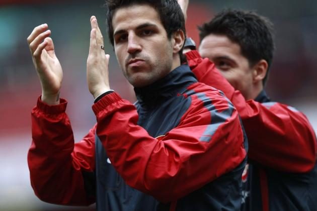 Transfer News: Cesc Fábregas To Leave Barcelona In The Next Transfer Window