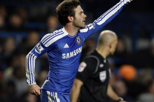 Chelsea Beats Tottenham: Magical Mata Proves The Difference In 4-2 Win Over Spurs