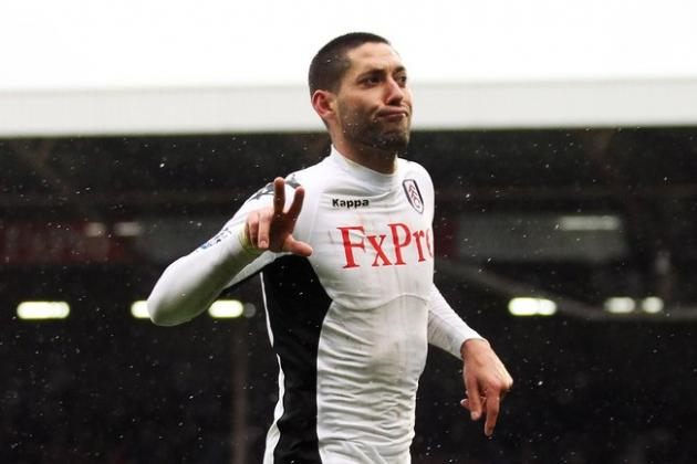 Clint Dempsey : A Tribute to the Premier League's No. 1 American